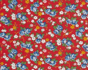 Moda - Spring a Ling by American Jane - Strawberry (21712 11) - Floral