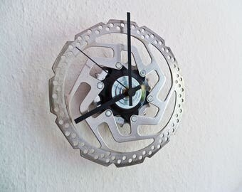 Upcycling Clock Disc