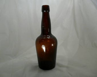 Antique S. B. & G Company liquor bottle
