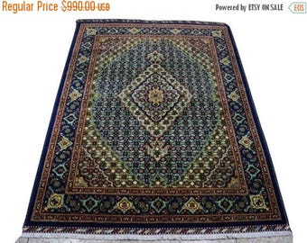 40% OFF FINAL OFFER High quality hand knotted tabriz rug wool rug