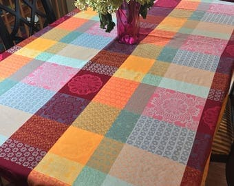 French Tablecloth - Multi