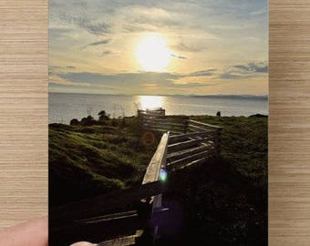 Victoria BC Photography Card