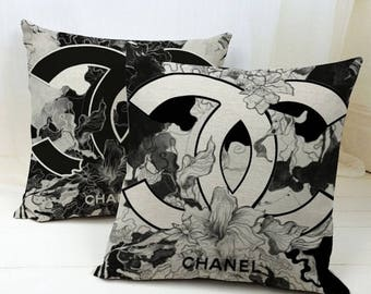 CC designer inspired pillow covers