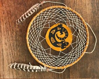 Native inspired dream catcher