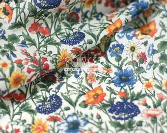 Liberty of London (Cotton Tana Lawn Fabric) - Rachel - 50cm