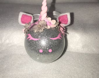 Unicorn Ornament-Magical Unicorn Ornament -Christmas Unicorn
