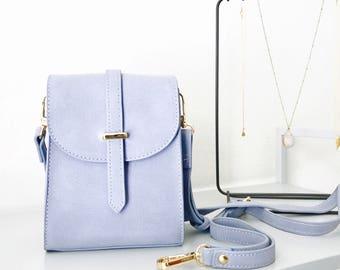 Mini Crossbody & Wristlet Bag