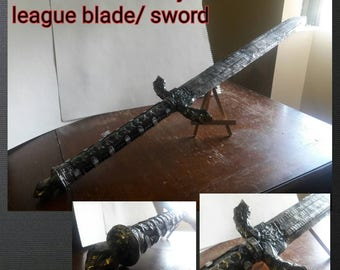 Wonder women's sword, wonder women justice league blade, wonder women, justice league sword