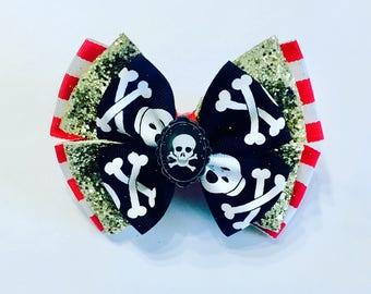 Pirate Hair Bow