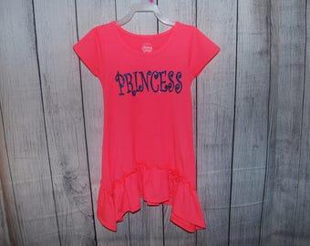 Little Girls Dress,Girls Dresses,summer dress size XS/XCH (4-5), PINK dress, dresses