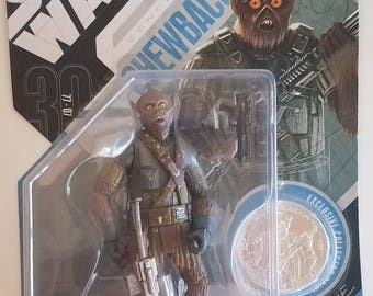 Star Wars 30th anniversary Concept Chewbacca