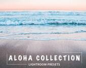 9 Vibrant Lightroom Presets / Aloha Collection