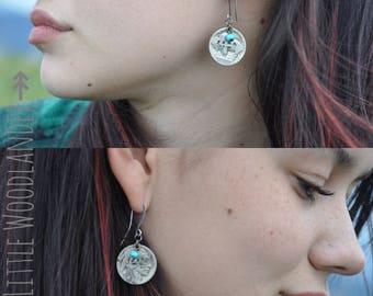 ROAM FREE Nickel Earrings