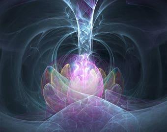 Lotus Energy Field
