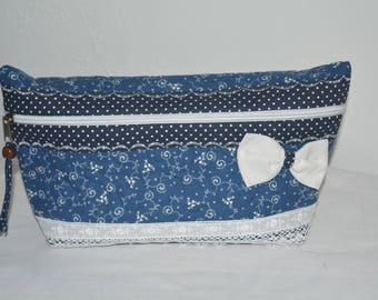 makeup or toiletry bag
