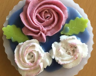 Scented wax - VBN - decorated pie
