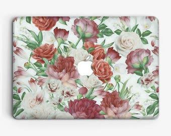 Floral Case MacBook Air 11 Inch Case MacBook Pro 15 Inch Case MacBook Pro Retina 13 Cover Macbook Pro Case Macbook Pro Hard Case Mac m001