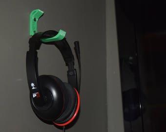 3D Printed Alien Single Headphone Holder