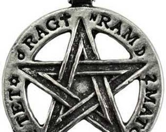 Amulet Pentacle Protection