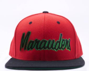 A Tribe Called Quest Midnight Marauders Snapback Exclusive 1 of 1 Colorway!!!
