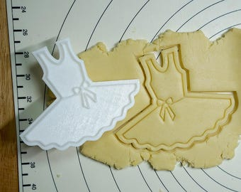 Wide Tutu Dress Cutter and Stamp