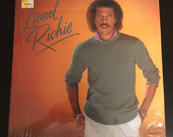 1982 Lionel Richie Record by Motown Music Corporation