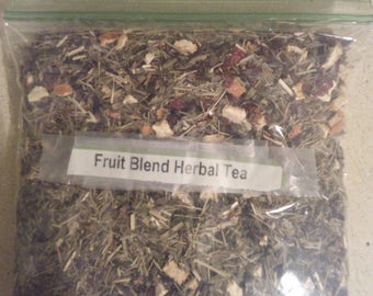 All Natural Herbal Teas