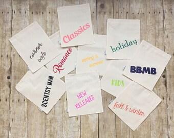 Wax Melt Tester Bags - Set of 10