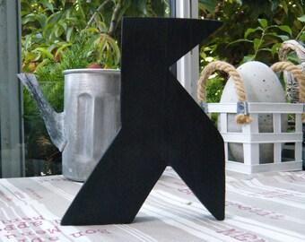 Eco wooden origami way