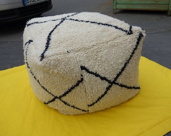 Unique beni ouarain pouf cube,Pillow, Cushion