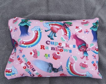 TROLLS TODDLER PILLOW