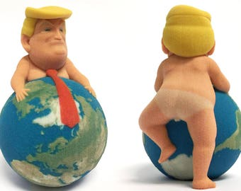Trump the World- Donald decides he knows better than science and withdraws America from the Paris Agreement- Winning Bigly Covfefe