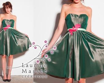 FIFTIES retro pin up dress