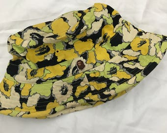A Bathing Ape Bucket hat