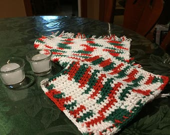 Christmas Kitchen Cloths