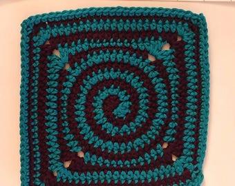 Spiral Washcloth