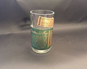 Jim Beam Booker's Rye Bourbon Whiskey Bottle Soy Candle  Made To Order !!!!!!!