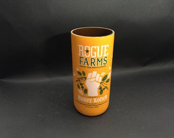 Rogue Farms Candle Honey Kolsch Beer Bottle  Candle. Made To Order !!!!! 750ML Bomber