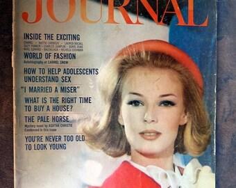 Ladies Home Journal April 1962