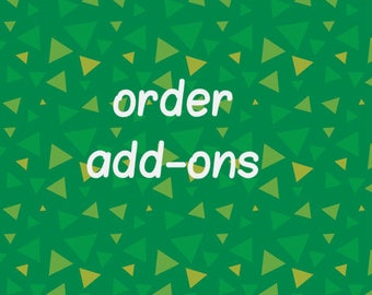 Order Add-ons