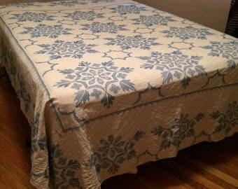 Vintage Quilt Cross Stitched