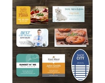 Business Cards 500-1 or 2 Sided Cards