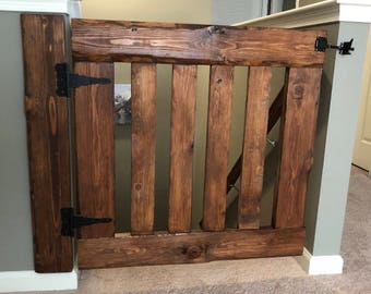 Rustic Half Door Gate   *Local Pickup Only*