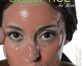 SCULPTICE® Sensitive Facial Herbal Ice Mask for Face & Neck