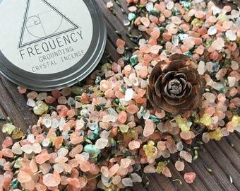 Grounding Crystal Incense (Potpourri)