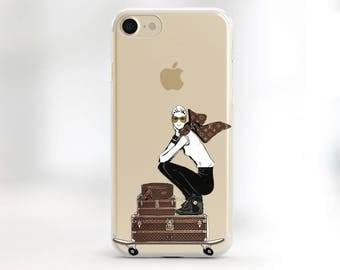 Chanel iPhone 7 Case Louis Vuitton Iphone 6 Case Chanel Iphone 7 plus Louis Vuitton Case Clear Case Iphone 6s Plus Louis Vuitton Phone Case