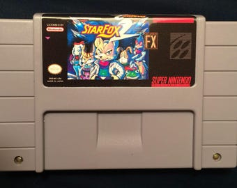 Star Fox 2 SNES Game: US Version