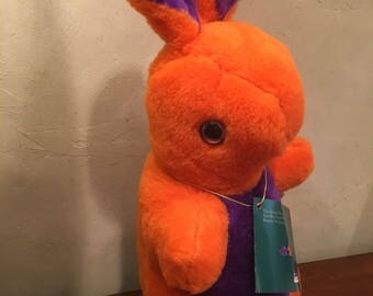 1986 Federal Express plush bunny
