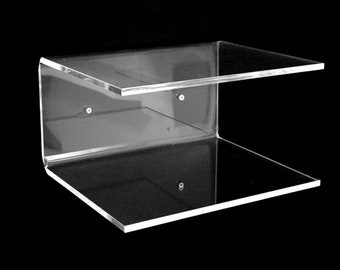 Plexiglass Shelf Customizable
