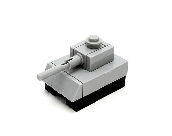 Bionix Armoured Fighting Vehicle - Microscale Building Kit 302